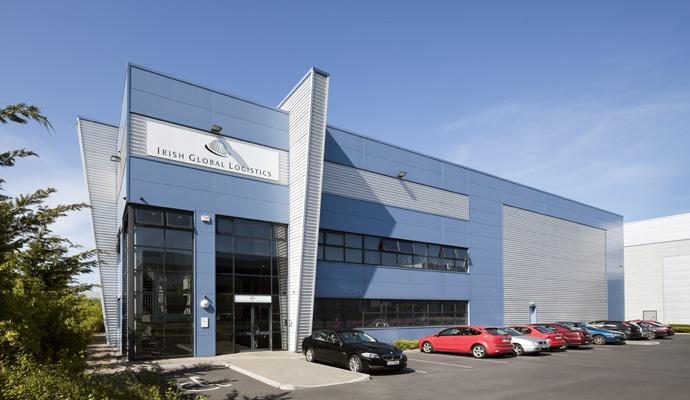 Irish Global Logistics Building
