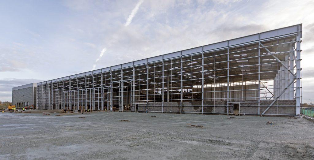 Dauling Airport Logistics Park - Holland & Barrett